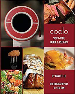 ultimate guide to cooking sous vide cookbook cover
