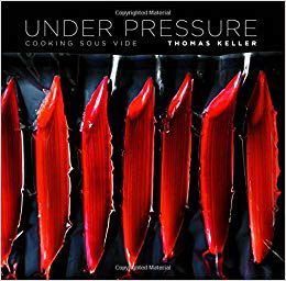 under pressure cookbook cover