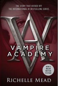 Vampire Academy book cover | Top YA Books