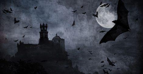 vampires bats halloween horror feature