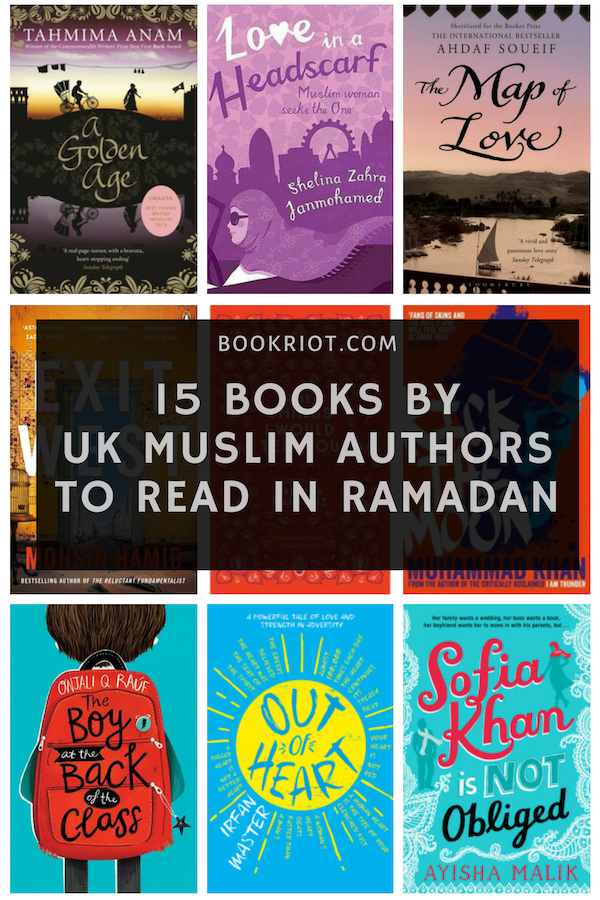 15 Books By UK Muslim Authors To Read In Ramadan | Book Riot