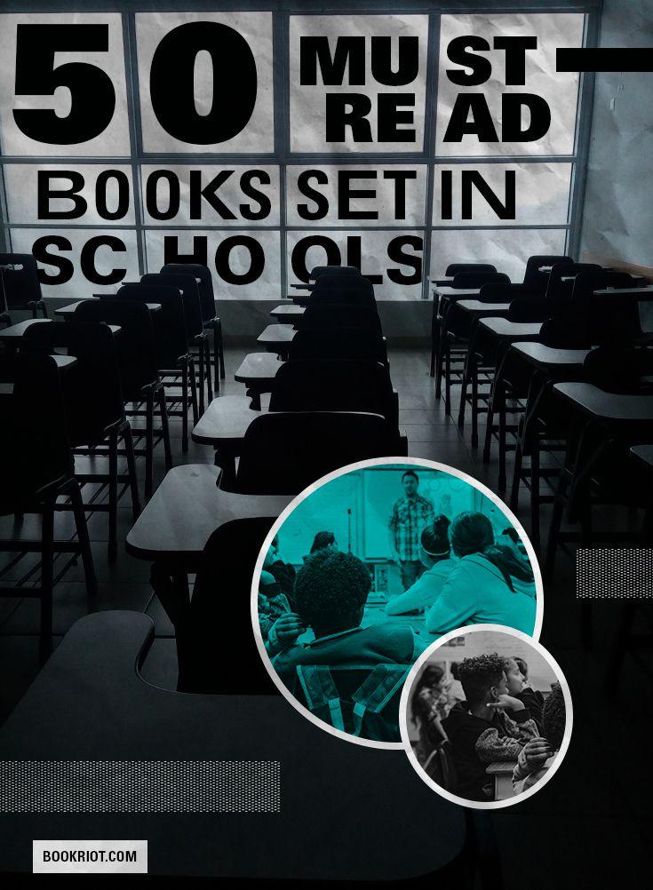 50 Must-Read Books Set in School