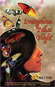 Evangelina Takes Flight Book Cover