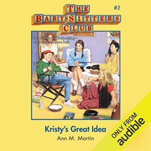 Babysitters Club Audiobook Cover