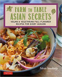 farm to table asian secrets cover