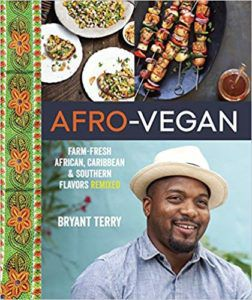 afro-vegan cover