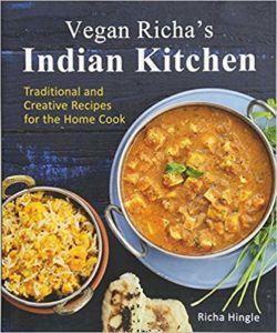 Vegan Richas Indian Kitchen Cover