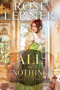 All or Nothing by Rose Lerner