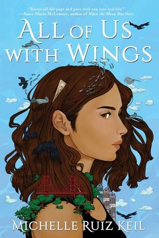 Cover of All of us With Wings by Keil