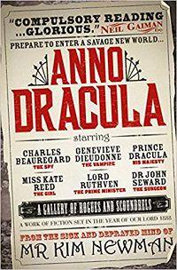 Anno Dracula - Kim Newman cover