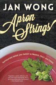 cover of Apron Strings by Jan Wong