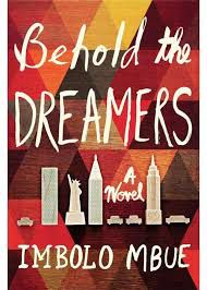 Behold the Dreamers cover