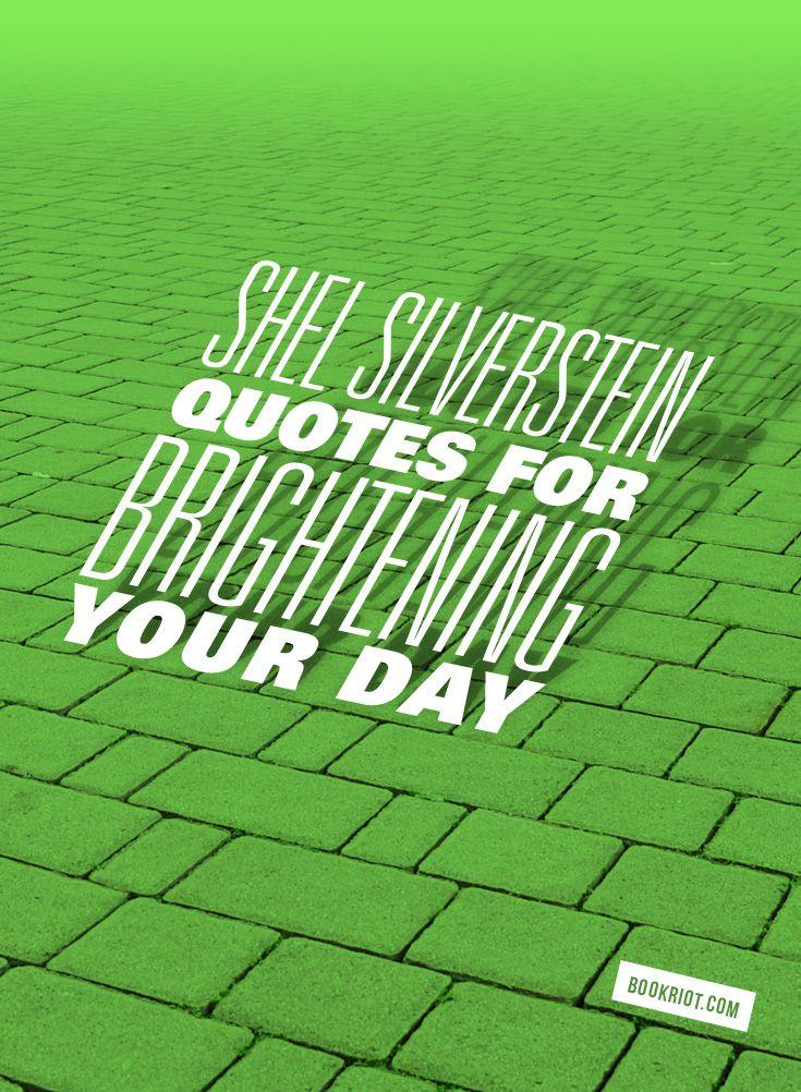Best Shel Silverstein Quotes