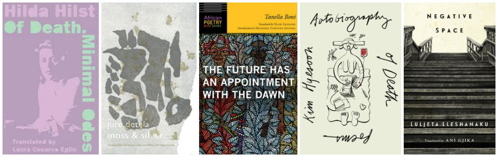Best Translated Book Award Shortlist Poetry