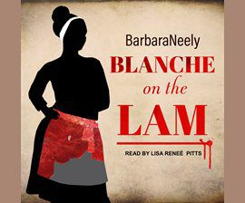 Blanche on the Lam audiobook cover image