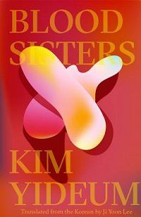 Blood Sisters Kim Yideum cover