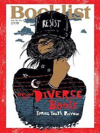Booklist-Spotlight-On-Diversity-Magazine Cover
