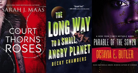 Book Riot's Deals of the Day for May 19th, 2019
