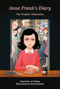 Diary of Anne Frank graphic novel