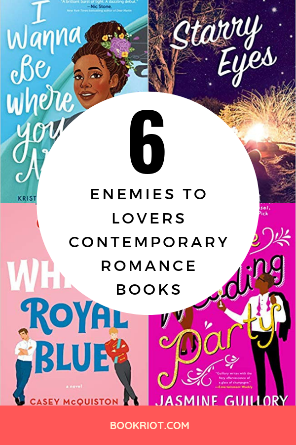Enemies to Lovers Contemporary Romance Books