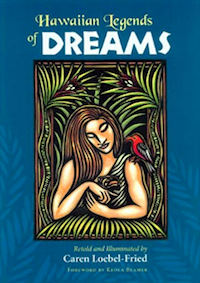 Hawaiian Legends of Dreams book cover