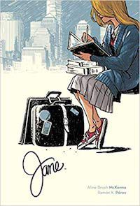 Jane graphic novel