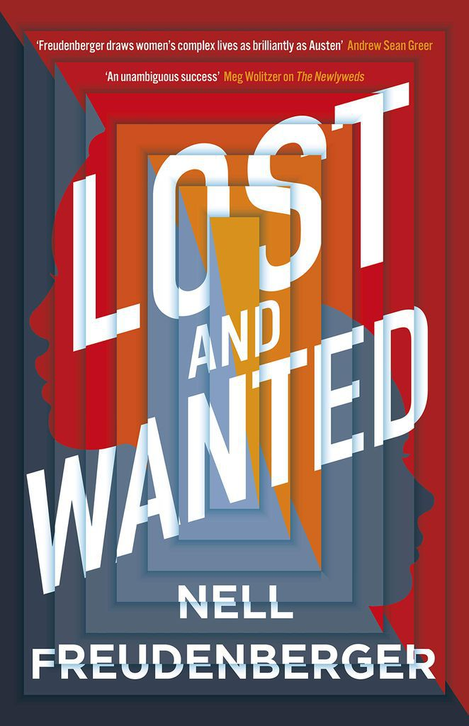 Lost and Wanted by Nell Freudenberger cover
