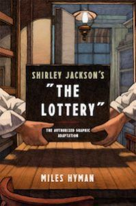 The Lottery Shirley Jackson graphic story