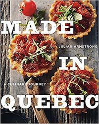 cover of Made in Quebec by Julian Armstrong