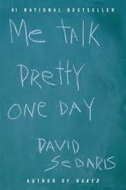 Me Talk Pretty One Day cover