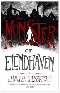 The Monster of Elendhaven cvoer