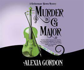 Murder in G Major audibook cover image
