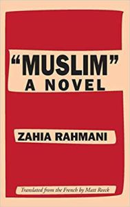 """Muslim"": A Novel book cover"
