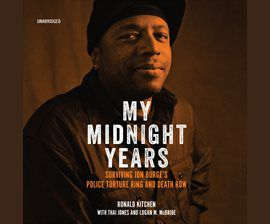 My Midnight Years audiobook cover image