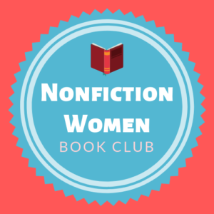 Logo for Nonfiction Women Book Club