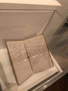 NYPL Whitman Notebook 1