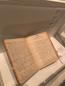 NYPL Whitman Notebook 2