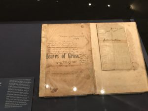 NYPL Whitman's Leaves of Grass