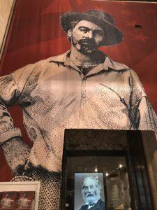 NYPL Whitman Exhibit Entrance