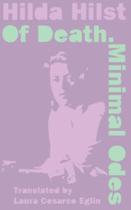Of Death. Minimal Odes by Hilda Hilst. Best Translated Book Award 2019 Winners