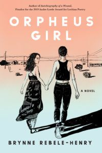 Orpheus Girl book cover