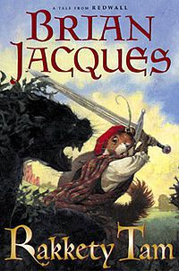 Rakkety Tam by Brian Jacques cover