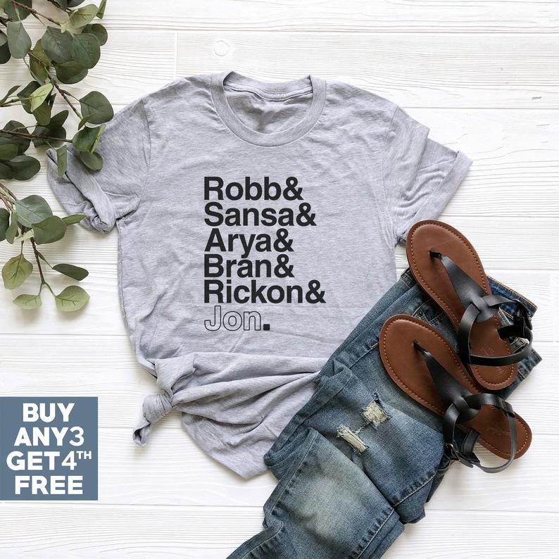 Stark Family shirt