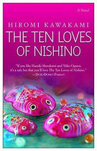 Ten Loves of Nishino cover