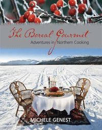 cover of The Boreal Gourmet by Michele Genest