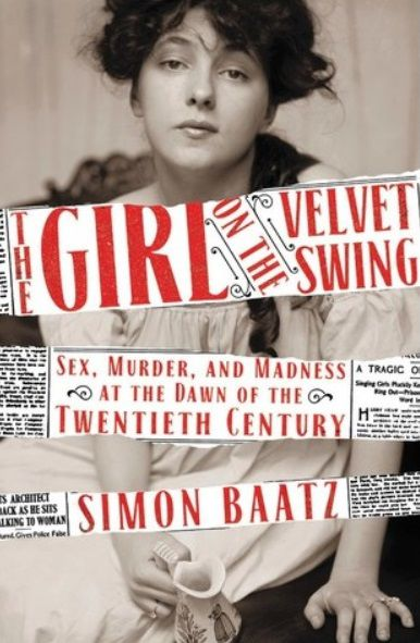The Girl on the Velvet Swing cover