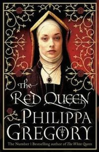 cover of The Red Queen by Philippa Gregory