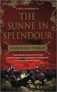 cover of The Sunne in Splendour by Sharon Kay Penman