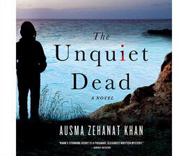 The Unquiet Dead audiobook cover