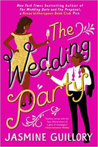 The Wedding Party by Jasmine Guillory Book Cover